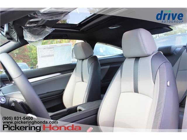 2018 Honda Civic Touring (Stk: T1293) in Pickering - Image 9 of 31