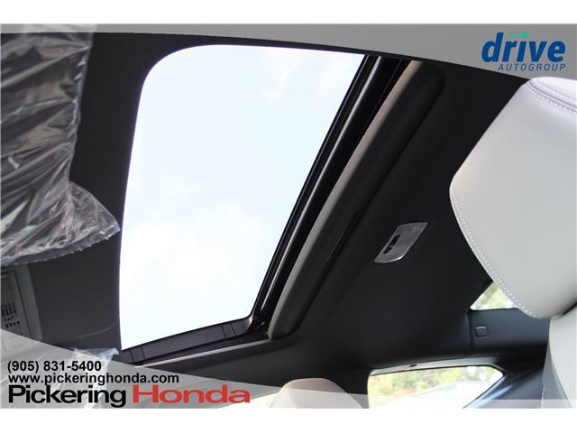 2018 Honda Civic Touring (Stk: T1293) in Pickering - Image 17 of 31
