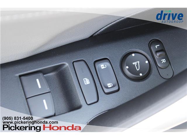 2018 Honda Civic Touring (Stk: T1293) in Pickering - Image 21 of 31