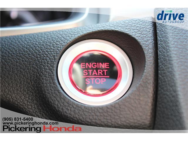 2018 Honda Civic Touring (Stk: T1293) in Pickering - Image 30 of 31