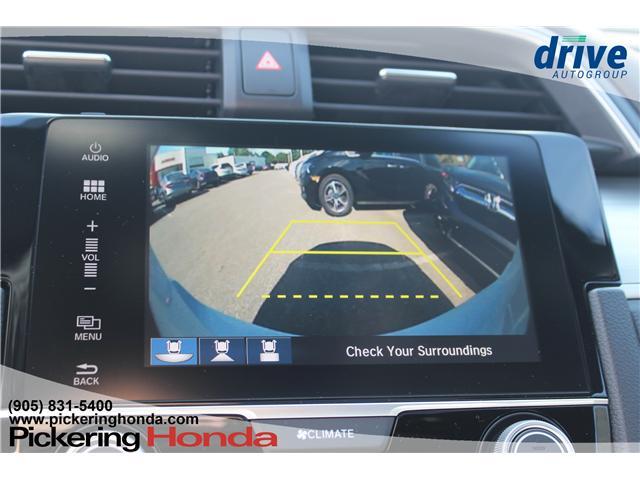 2018 Honda Civic Touring (Stk: T1293) in Pickering - Image 11 of 31