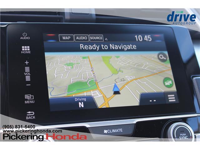 2018 Honda Civic Touring (Stk: T1293) in Pickering - Image 10 of 31
