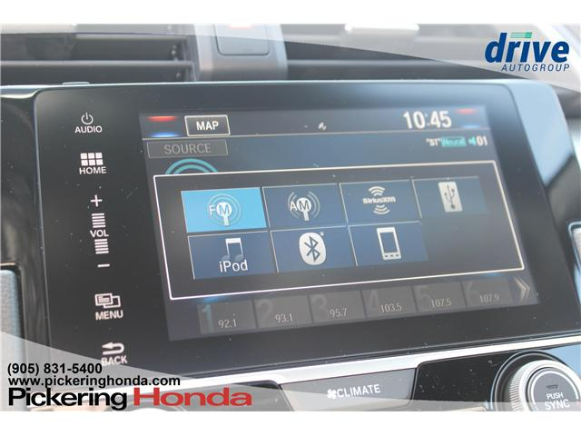 2018 Honda Civic Touring (Stk: T1293) in Pickering - Image 12 of 31