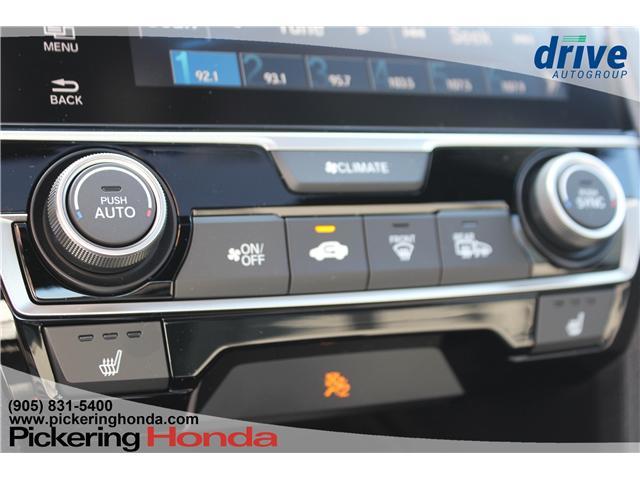2018 Honda Civic Touring (Stk: T1293) in Pickering - Image 13 of 31