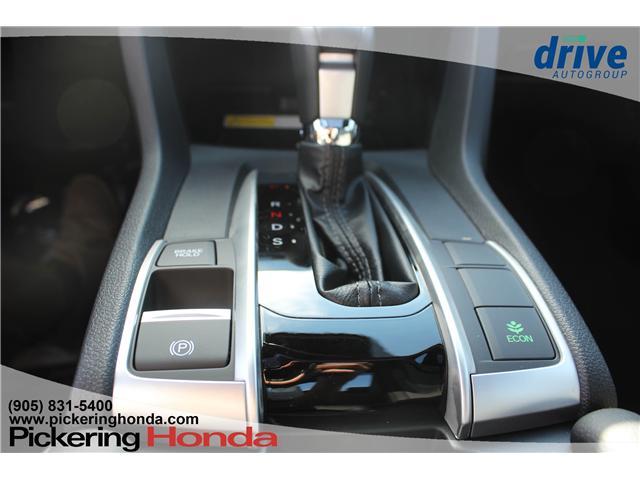2018 Honda Civic Touring (Stk: T1293) in Pickering - Image 14 of 31