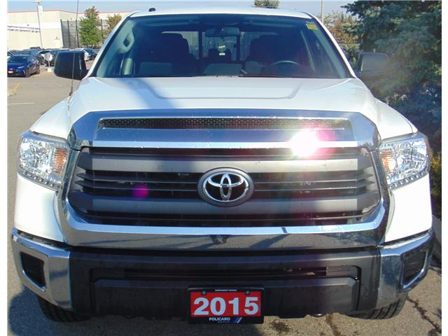2015 Toyota Tundra SR 5.7L V8 (Stk: 459453T) in Brampton - Image 2 of 16