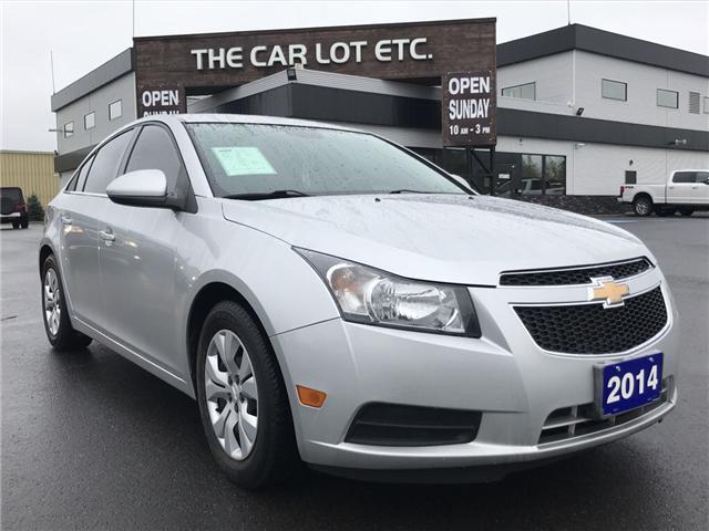 2014 Chevrolet Cruze 1LT (Stk: 18490) in Sudbury - Image 1 of 15
