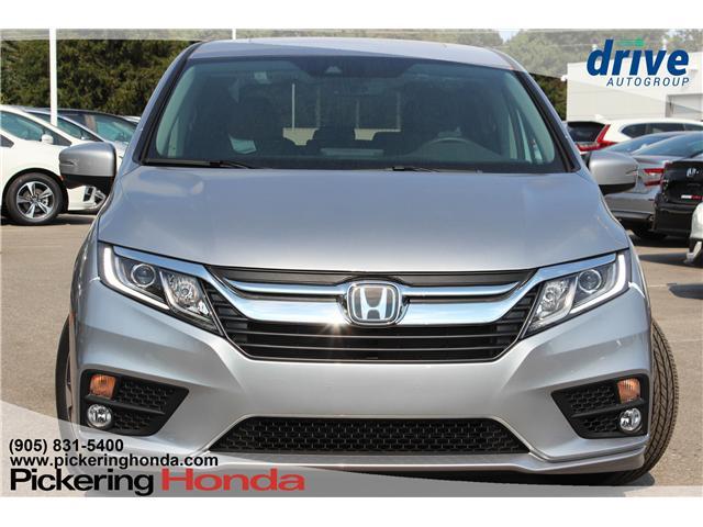 2019 Honda Odyssey EX (Stk: U131) in Pickering - Image 2 of 11