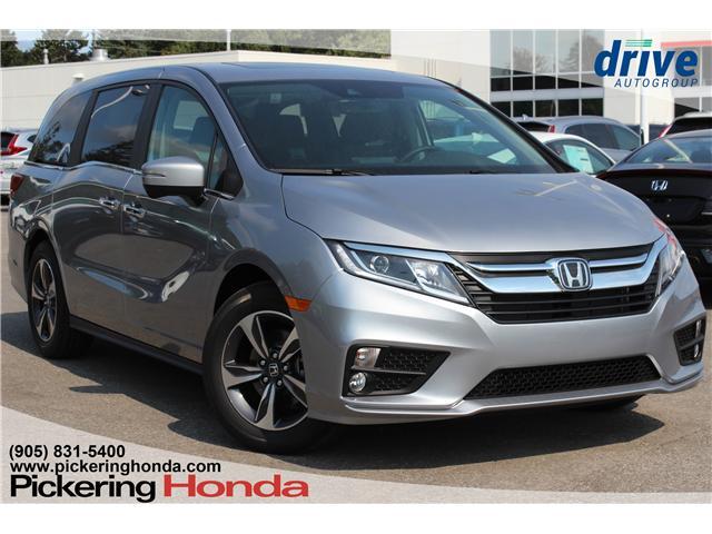 2019 Honda Odyssey EX (Stk: U136) in Pickering - Image 1 of 11