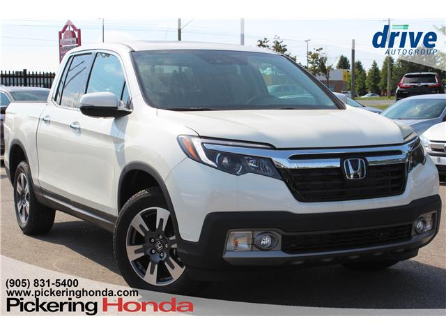 2019 Honda Ridgeline Touring (Stk: U61) in Pickering - Image 1 of 22
