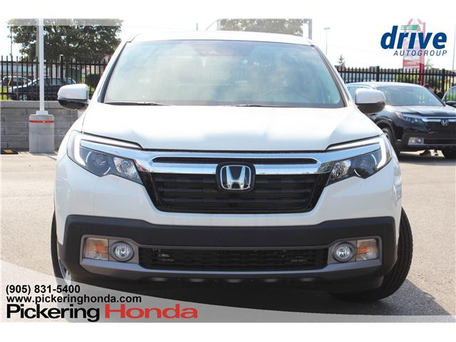 2019 Honda Ridgeline Touring (Stk: U61) in Pickering - Image 2 of 22