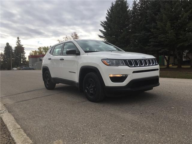 2018 Jeep Compass Sport (Stk: N18-42) in Nipawin - Image 1 of 14