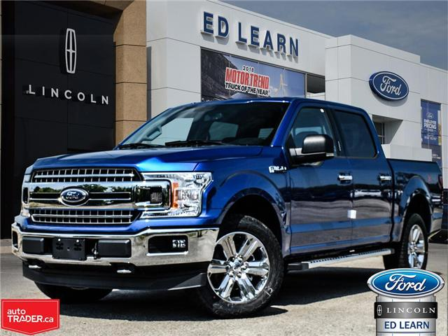 2018 Ford F-150 XLT (Stk: 18F1005) in St Catharines - Image 1 of 24