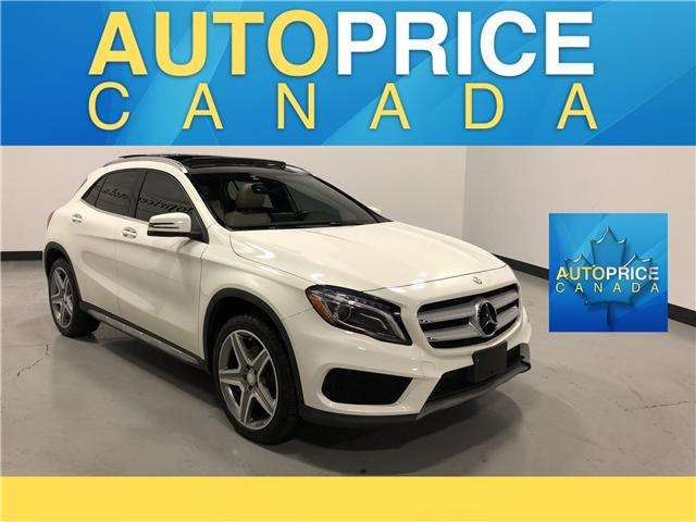 2016 Mercedes-Benz GLA-Class Base (Stk: N9821) in Mississauga - Image 1 of 28
