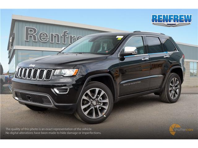 2018 Jeep Grand Cherokee Limited (Stk: J203) in Renfrew - Image 2 of 20