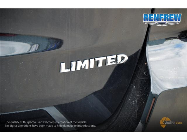 2018 Jeep Grand Cherokee Limited (Stk: J203) in Renfrew - Image 5 of 20