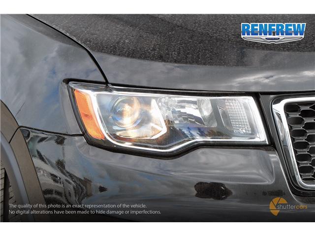 2018 Jeep Grand Cherokee Limited (Stk: J203) in Renfrew - Image 7 of 20