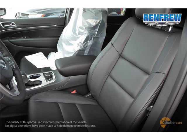 2018 Jeep Grand Cherokee Limited (Stk: J203) in Renfrew - Image 10 of 20