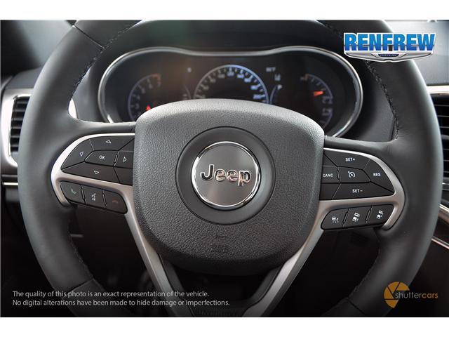 2018 Jeep Grand Cherokee Limited (Stk: J203) in Renfrew - Image 11 of 20