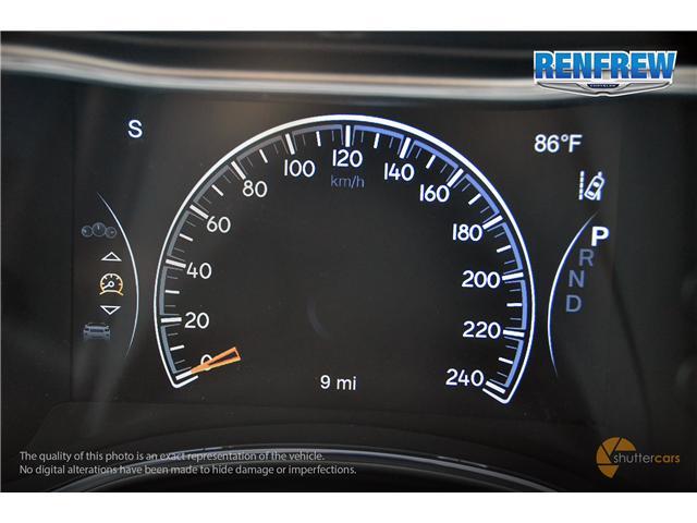 2018 Jeep Grand Cherokee Limited (Stk: J203) in Renfrew - Image 12 of 20