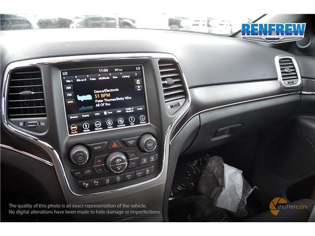 2018 Jeep Grand Cherokee Limited (Stk: J203) in Renfrew - Image 13 of 20