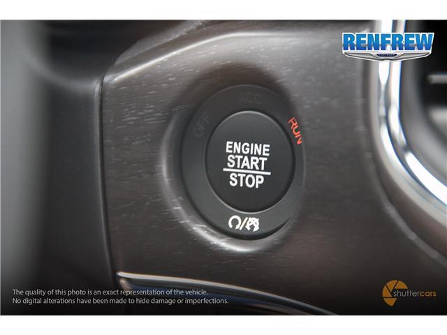 2018 Jeep Grand Cherokee Limited (Stk: J203) in Renfrew - Image 18 of 20