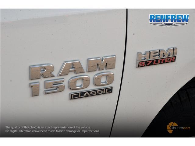 2019 RAM 1500 Classic SLT (Stk: K035) in Renfrew - Image 7 of 20