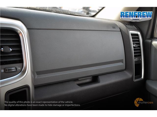 2019 RAM 1500 Classic SLT (Stk: K035) in Renfrew - Image 20 of 20