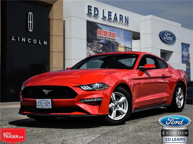 2018 Ford Mustang EcoBoost (Stk: 18MU432) in St Catharines - Image 1 of 3