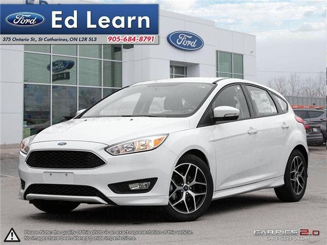 2018 Ford Focus SE (Stk: 18FC490) in St Catharines - Image 1 of 27