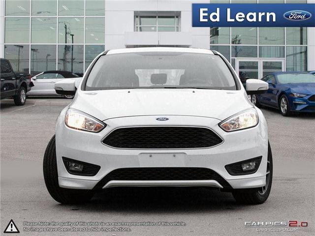 2018 Ford Focus SE (Stk: 18FC490) in St Catharines - Image 2 of 27