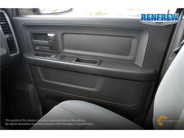 2019 RAM 1500 Classic ST (Stk: K039) in Renfrew - Image 19 of 20
