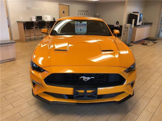 2018 Ford Mustang EcoBoost (Stk: 18MU626) in St Catharines - Image 2 of 5