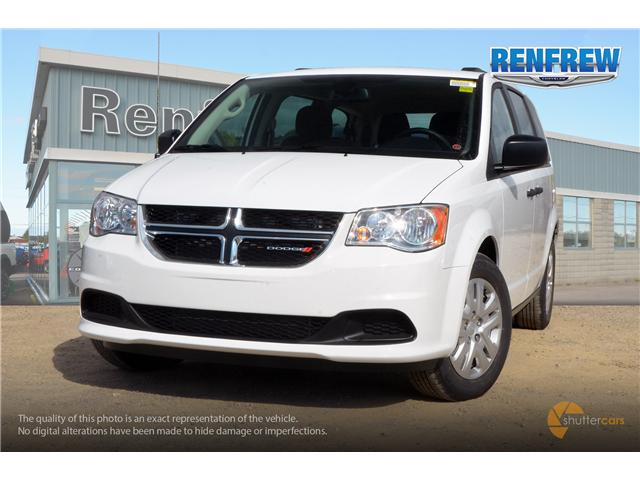 2019 Dodge Grand Caravan CVP/SXT (Stk: K045) in Renfrew - Image 1 of 20