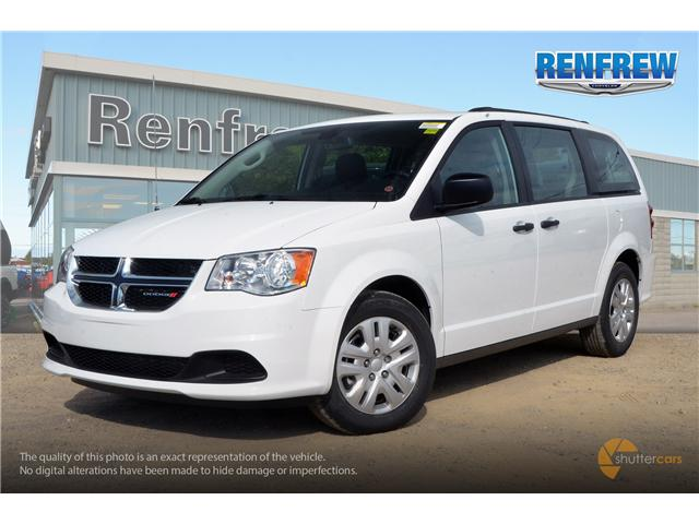 2019 Dodge Grand Caravan CVP/SXT (Stk: K045) in Renfrew - Image 2 of 20