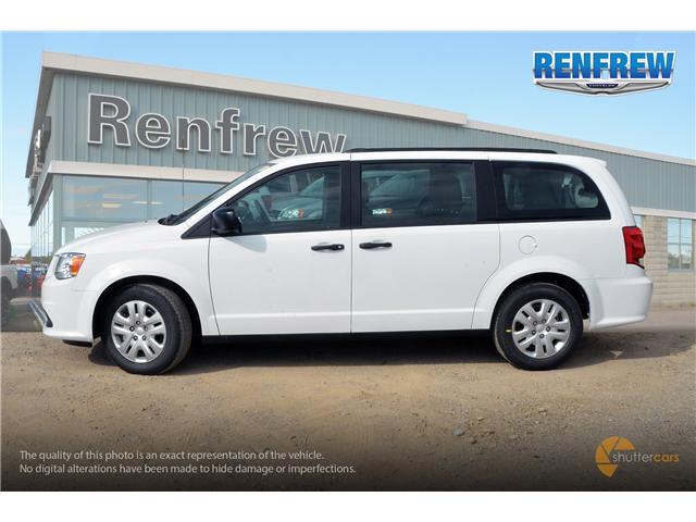 2019 Dodge Grand Caravan CVP/SXT (Stk: K045) in Renfrew - Image 3 of 20