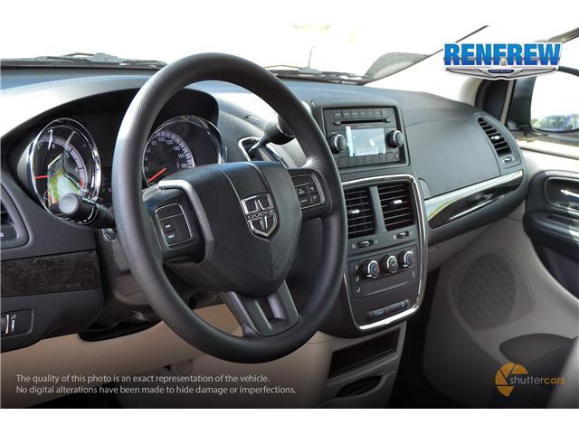 2019 Dodge Grand Caravan CVP/SXT (Stk: K045) in Renfrew - Image 10 of 20