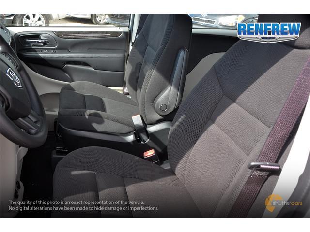 2019 Dodge Grand Caravan CVP/SXT (Stk: K045) in Renfrew - Image 11 of 20