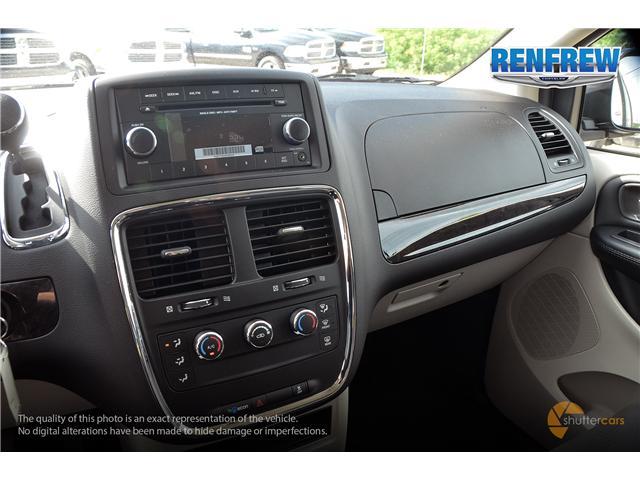 2019 Dodge Grand Caravan CVP/SXT (Stk: K045) in Renfrew - Image 14 of 20