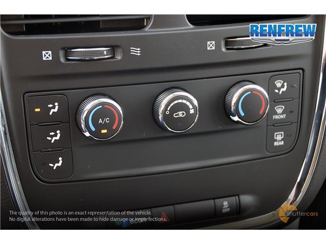 2019 Dodge Grand Caravan CVP/SXT (Stk: K045) in Renfrew - Image 16 of 20