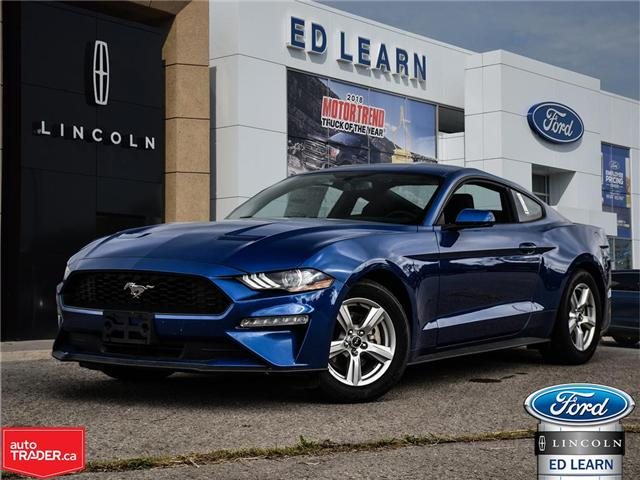 2018 Ford Mustang EcoBoost (Stk: 18MU733) in St Catharines - Image 1 of 22