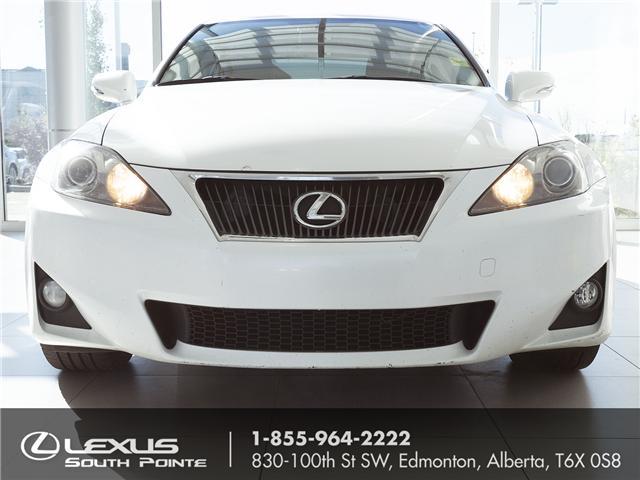 2011 Lexus IS 250  (Stk: L800386B) in Edmonton - Image 2 of 18