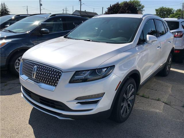 2019 Lincoln MKC Reserve (Stk: 19MC003) in St Catharines - Image 1 of 5