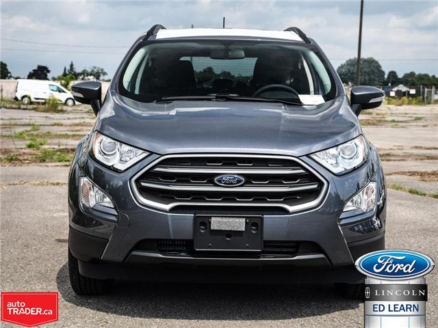 2018 Ford EcoSport SE (Stk: 18EC1026) in St Catharines - Image 2 of 21
