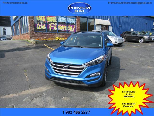 2018 Hyundai Tucson SE 2.0L (Stk: 597691) in Dartmouth - Image 1 of 23