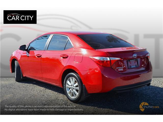 2015 Toyota Corolla S (Stk: 2552) in Ottawa - Image 4 of 20