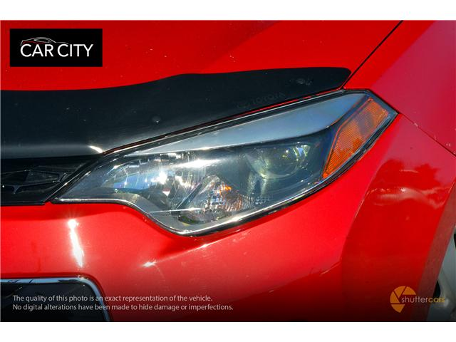 2015 Toyota Corolla S (Stk: 2552) in Ottawa - Image 8 of 20