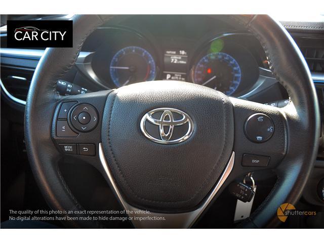 2015 Toyota Corolla S (Stk: 2552) in Ottawa - Image 12 of 20