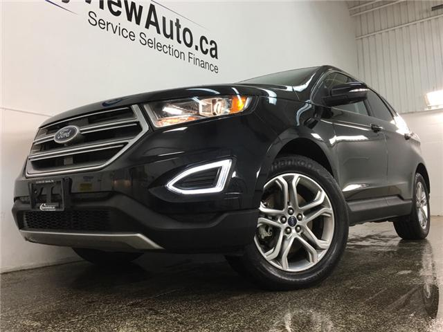 2018 Ford Edge Titanium (Stk: 33544EW) in Belleville - Image 2 of 28
