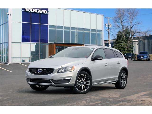 2017 Volvo V60 Cross Country
